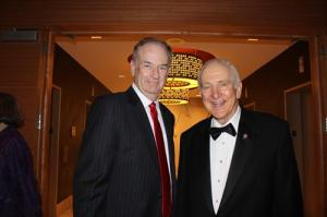 Bill O'Reilly and Rep. Sam Johnson (sam.johnson.house.gov)